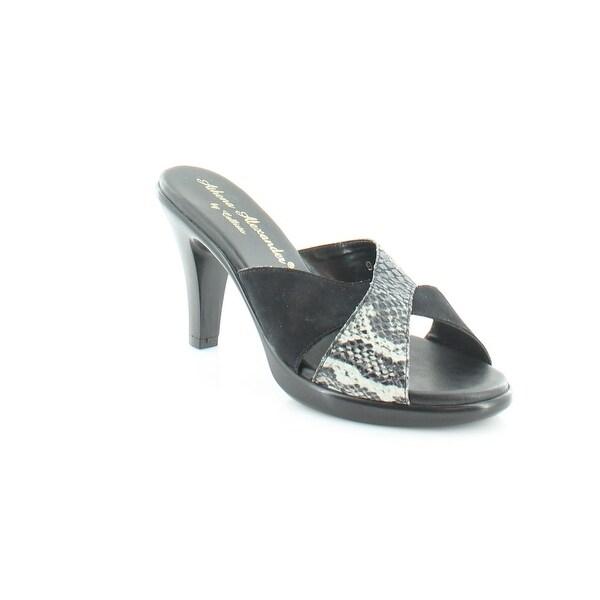 Callisto Rozie Women's Heels Black White - 9