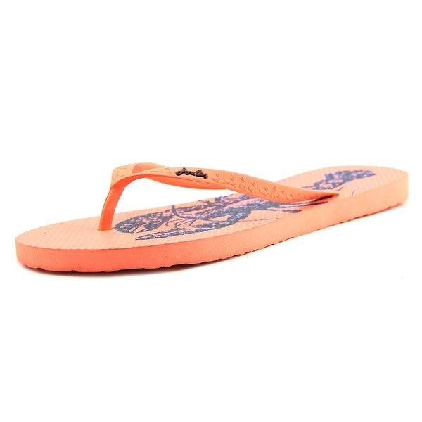 Joules Sandy Orange Sandals