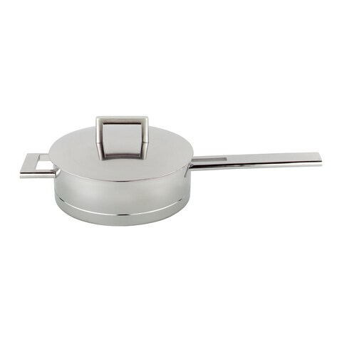 Demeyere John Pawson 5.1-qt Stainless Steel Saute Pan with Helper Handle - STAINLESS STEEL