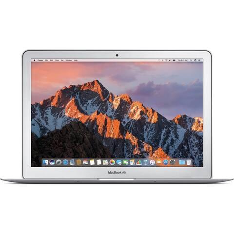Apple MacBook Air MQD32LL/A Intel Core i5-5350U X2 1.8GHz 8GB 128GB SSD,Silver(Scratch and Dent)