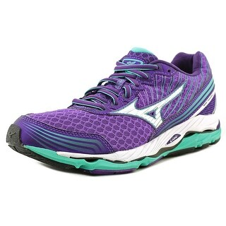 Mizuno Wave Paradox 2 Women Round Toe Synthetic Purple Running Shoe