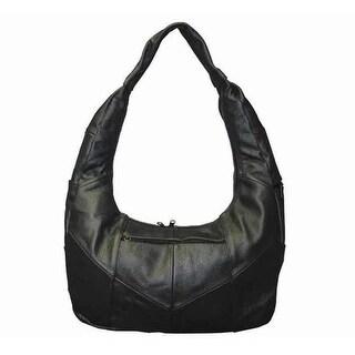 Beautifully Designed Leather Hobo