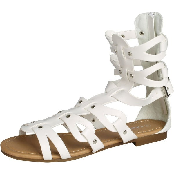 63c31c22f7f1 Shop Link Girls Atta-01K Gladiator Sandals - Free Shipping On Orders ...