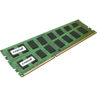 Crucial Ct2k102464bd160b 16Gb (8Gbx2) Ddr3l 1600 Mt/S Unbuffered Udimm Memory