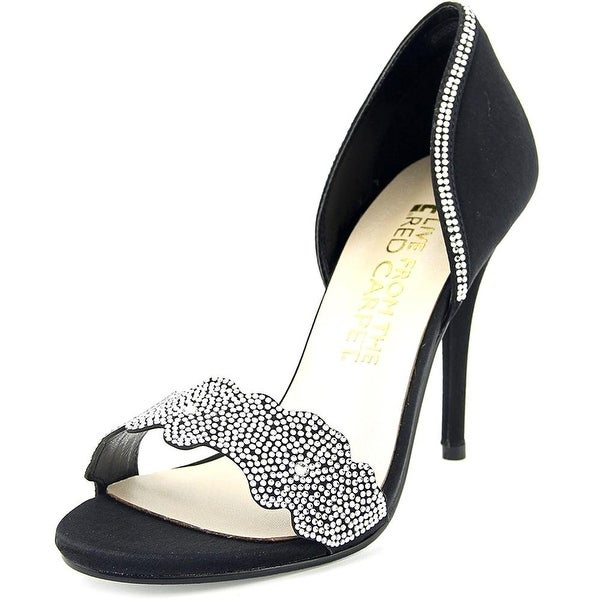 E! Live From The Red Carpet Womens WILLOW Open Toe Classic Pumps