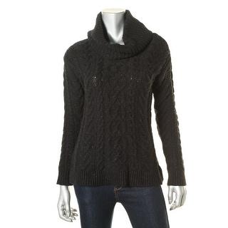 LRL Lauren Jeans Co. Womens Pullover Sweater Knit Long Sleeves
