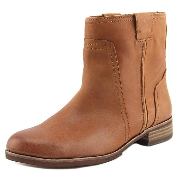 Vince Camuto Ruty Oregon Rust Boots