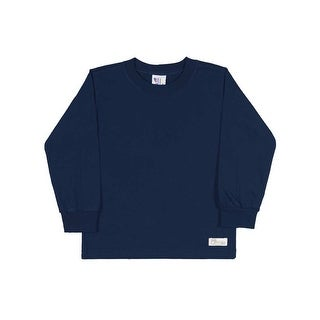 Toddler Boy Long Sleeve Shirt Little Boy Classic Tee Pulla Bulla Sizes 1-3 Years