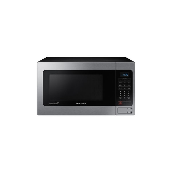 Samsung Mg11h2020c 20 Inch Wide 1 Cu Ft Countertop Microwave With Grilling Element Free Shipping Today 22925258