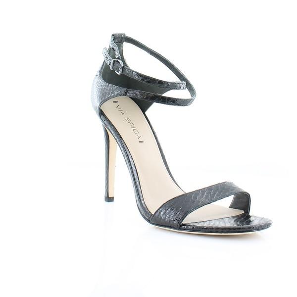 Via Spiga Tiara Women's Heels Black - 10