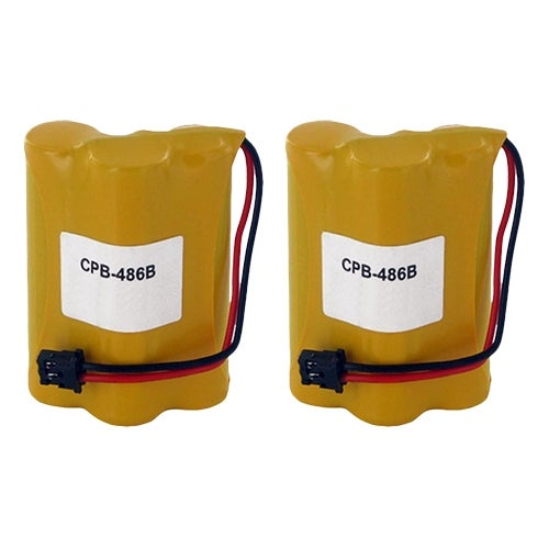 Battery for Sony BPT38 (2-Pack) Replacement Battery