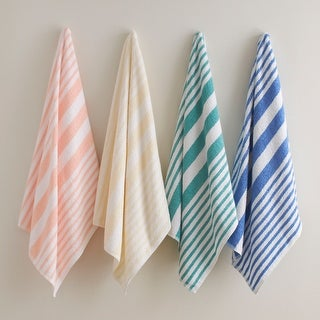 Link to Martex Tropical Stripe 2-Pack Pool Beach Towel Set - Beach Towel Similar Items in Towels