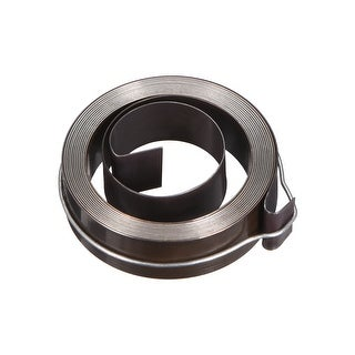 Drill Press Spring Quill Feed Return Coil Spring Assembly 1500mm 45x12x0.4mm - 0.4 x 12 x 1500mm