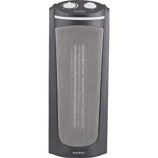 Homebasix HPQ15A-M Ceramic Tower Heater, 900/1500 Watts