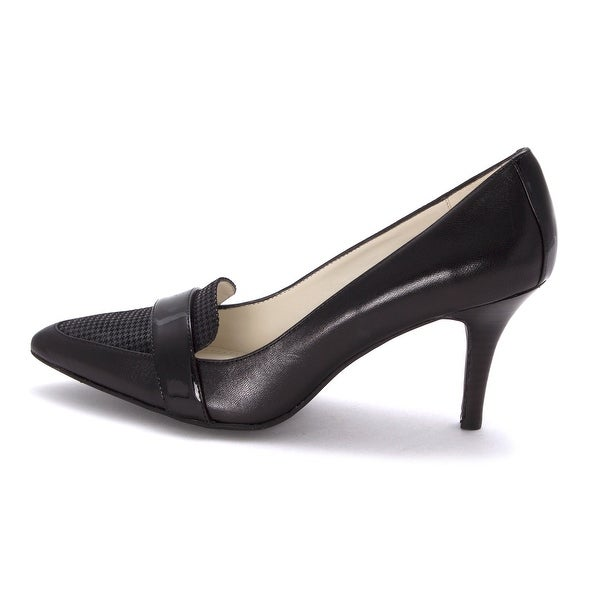 Anne Klein Womens Youly Pointed Toe Classic Pumps