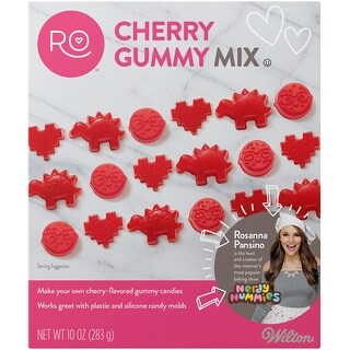 Ro Gummy Mix 10Oz-Cherry|https://ak1.ostkcdn.com/images/products/is/images/direct/921923d344c6c7322dfc8652a9a5edc8296a6f9c/Ro-Gummy-Mix-10Oz-Cherry.jpg?_ostk_perf_=percv&impolicy=medium