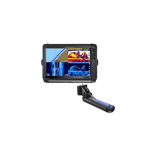 Lowrance HDS-12 Carbon AMER TotalScan Bundle 000-13689-001