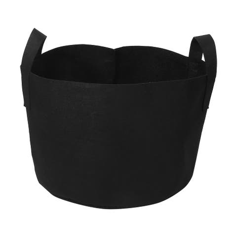 Plants Growing Bag Vegetable Flower Aeration Planting Pot Container - 8' x 10'
