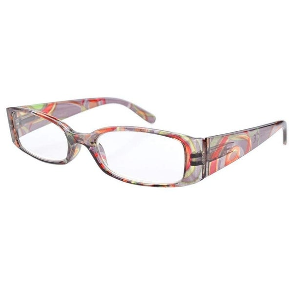 4-Pack Reading Glasses with Spring-Hinges