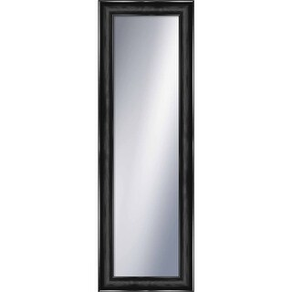 PTM Images 5-1299 54-3/4 Inch x 18-3/4 Inch Rectangular Framed Mirror - N/A