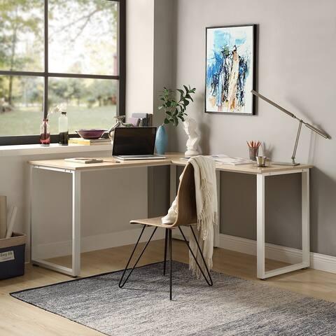 Merax L-Shaped Computer Desk