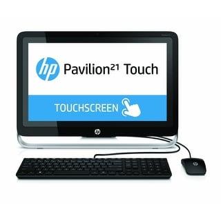 "HP Pavilion 21-H013W 21.5"" Touch AIO PC Intel Pentium G3220T 2.6GHz 4GB 1TB W10"