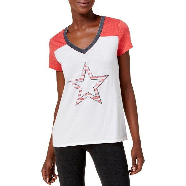 Shop Tommy Hilfiger Sport Womens T Shirt Graphic Star