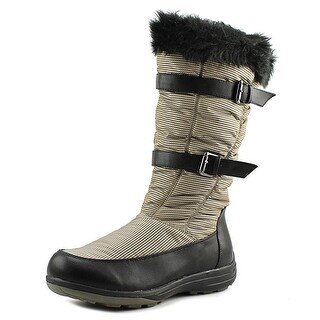 Wanderlust Cecilia Taupe/Taupe Snow Boots