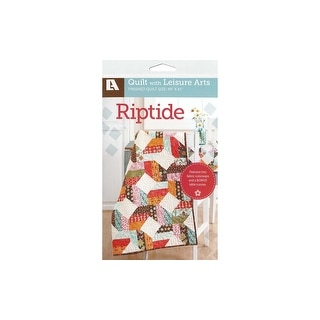 Link to Leisure Arts Riptide Quilt Ptrn Similar Items in Notions