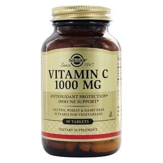 Solgar Vitamin C 1000 mg Tablets 90