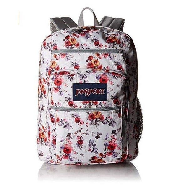 Shop JanSport Unisex Big Student Floral Memory Backpack 5d4076ba9702d
