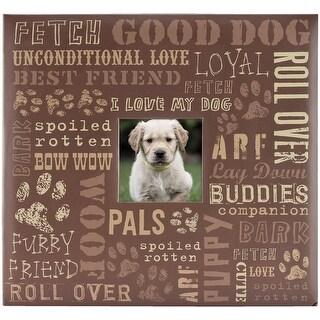 MCS Good Dog Expandable Scrapbook Ten 12x12 Pages