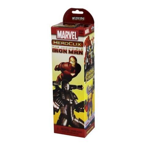 Iron Man Marvel Heroclix Booster Brick Blind Box Random Figure - multi