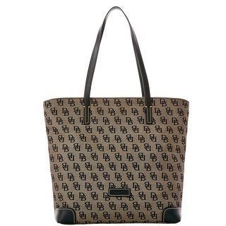Dooney & Bourke Anniversary Everyday Tote (Introduced by Dooney & Bourke at $198 in Sep 2016) - b7 black