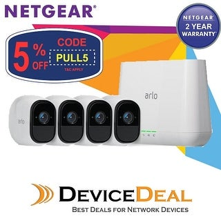 Netgear Vma4700-100Nas Outdoor Power Adapter For Arlo Pro Wire Free Camera