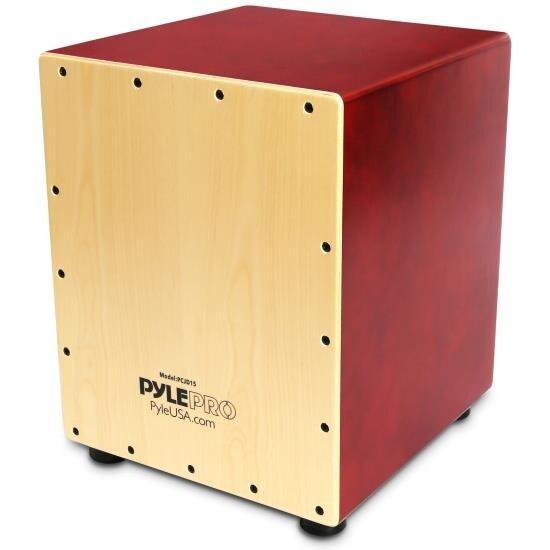 Stringed Jam Cajon - Wooden Cajon Percussion Box