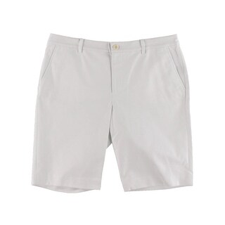 Lauren Ralph Lauren Womens Bermuda, Walking Shorts Flat Front Walking