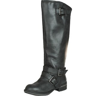 Madden Girl Women's Legacie Boot - 6 b(m) us