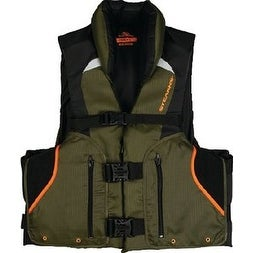 Stearns Pfd Adult Competitor Series Ripstop Nylon Vest Med 2000013793