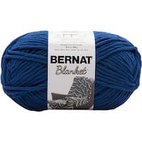Bernat Blanket Big Ball Yarn-Lapis-Coastal Collection