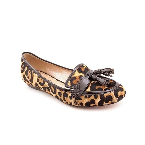 Jean-Michel Cazabat Romaine Flat Loafers-Tan