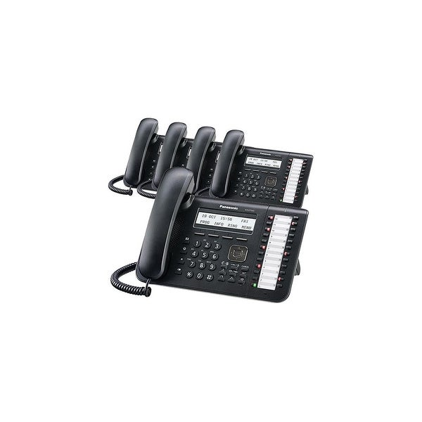 Panasonic KX-DT543 (5-Pack) 24 Button 3-line Digital Telephone