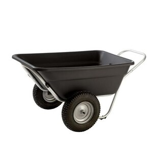 Smart Carts 7 Cu. Ft. LX Garden Ultility Cart With 16 in. Turf Wheels