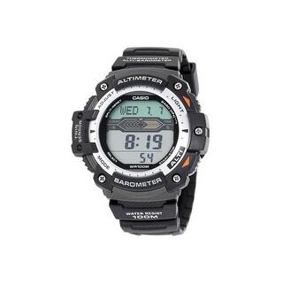 """Casio Twin Sensor Blue-Green Light Smart Watch Smart Watch"""