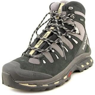 Salomon Quest 4D 2 GTX   Round Toe Canvas  Hiking Shoe