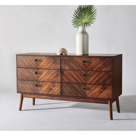 Safavieh Couture Donald 6-Drawer Dresser