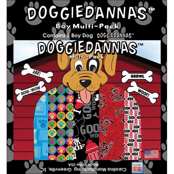 "Doggiedannas Multipack 30""X15"" 5/Pkg-Boy"