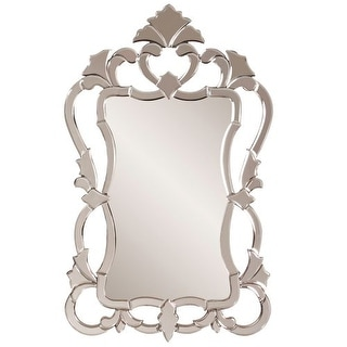 "Howard Elliott 11103 Contessa 43"" x 26"" Venetian Mirror"