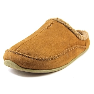 Deer Stags Nordic Round Toe Synthetic Slipper