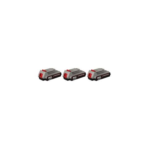 Replacement Battery for Craftsman CMC20B (3-Pack) Replacement Battery